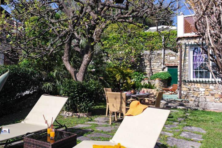 Ferienwohnung in Dolcedo 5 Pers.